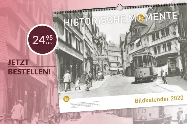 Historischer Siegen-Kalender 2020
